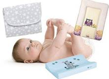 Básicos del bebé: Elegir la colchoneta cambiadora para tu bebé