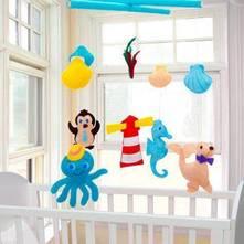 Organización y decoración del cuarto del bebé: qué tener en cuenta