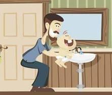 Higiene infantil, enséñales buenos hábitos