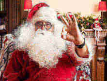 ¿Cómo decirles a los niños la realidad de Santa Claus?