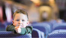¿Hasta qué edad no pagan los niños en el tren?