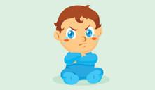 ¿Cómo actuar ante los berrinches de un bebé?