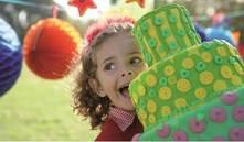 Ideas para fiestas de cumpleaños infantiles en casa