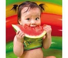 ¿Puede mi bebé ser vegetariano?