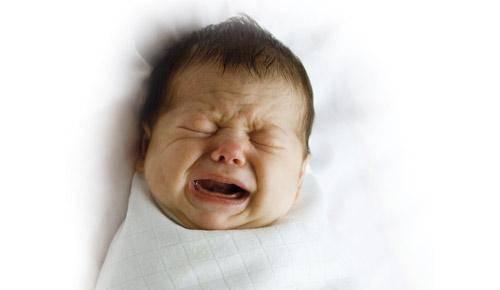 Síntomas de neumonía en bebés