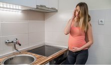 ¿Es normal vomitar sangre en el embarazo?