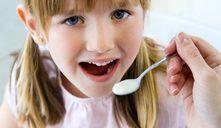 Beneficios del yogur para niños