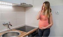Estoy embarazada y me duele la cabeza, ¿qué hacer?