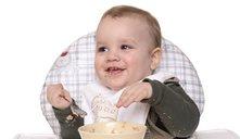 ¿A qué edad empiezan con las papillas los bebés?
