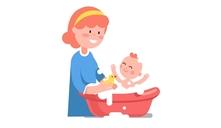 Contratar una salus o enfermera especializada en bebés, ventajas y desventajas