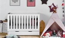 ¿Qué muebles debo comprar para el bebé?