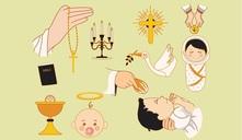 ¿Con cuántos meses se bautiza a un bebé?