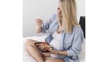 ¿Qué puede comer una embarazada con azúcar alta?