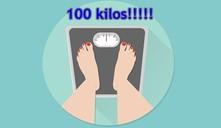Estoy embarazada y peso más de 100 kilos
