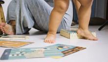 ¿Por qué los bebés quieren que estés de pie?