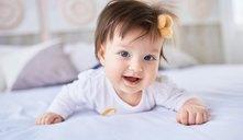 ¿Con cuántos meses se ríen los bebes?