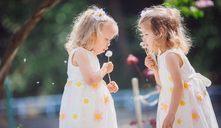 Bebés prematuros gemelares