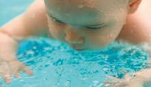 ¿por qué los bebés pueden bucear?