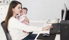 Casi el 50% de las mujeres tiene problemas para conciliar la lactancia con su trabajo
