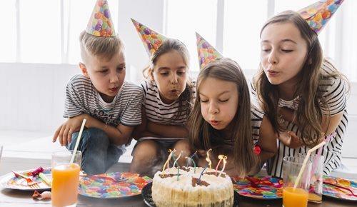 Juegos Para Cumpleanos De Ninos De 7 Anos Todopapas