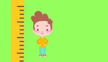 Pesos y tallas de niños por edades y género
