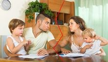 Cómo calcular la pensión para los hijos en un divorcio