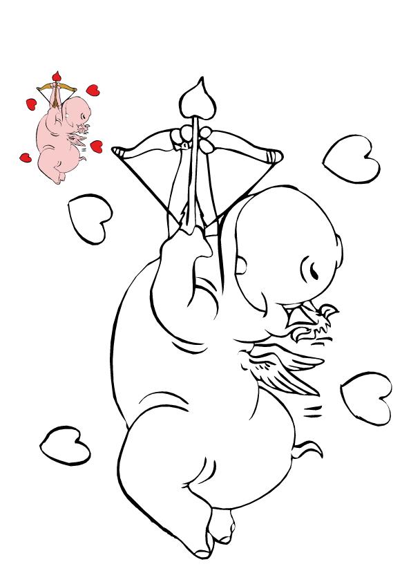 Cupido regordete - TodoPapás