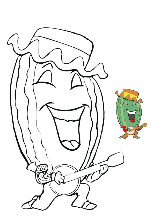 Sandia mariachi