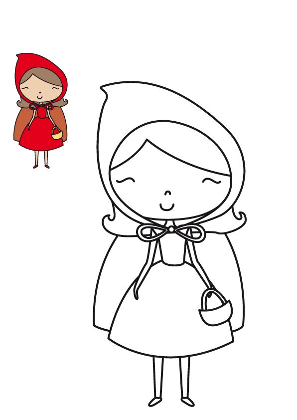 Caperucita Roja y Feliz