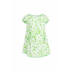 Vestido verde y blanco de MissMia