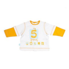 Camiseta My 5 Friends de Prénatal
