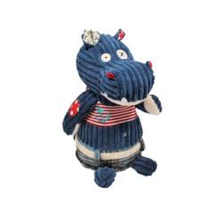 Peluche Original Hippipos el Hipopótamo de Déglingos