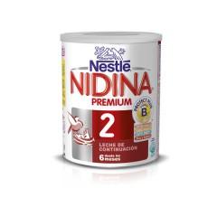 Leche de Continuación Nidina 2 Premium (+ 6 Meses) de Nestlé