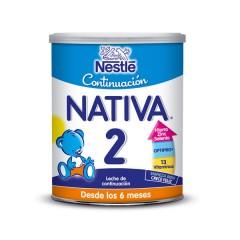 Leche de Continuación Nativa 2 (+ 6 Meses) de Nestlé