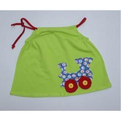 Vestido Top Tren para niña de Esglàput