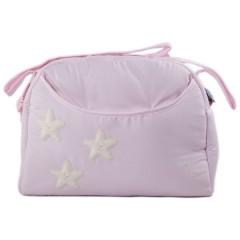 Bolsa maternal Estrella rosa de Belino