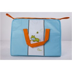 Bolso Maternal Happy Cow de Belino