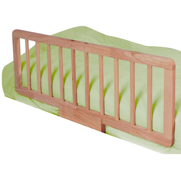 Barrera de cama quiet night madera de safety first todopap s - Barrera cama madera ...