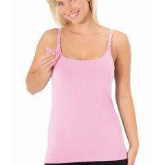 Top Lactancia 821 Rose-pink de Emma-jane