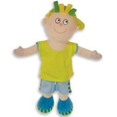 Muñeco Paul de Taf Toys