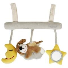 Barra Colgante Perro de Playshoes