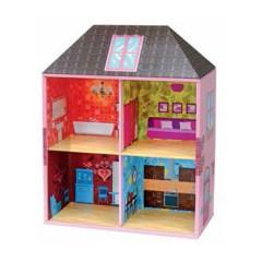 Casa de Muñecas Estantería de Krooom