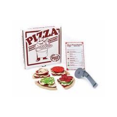 Pizzería de juguete