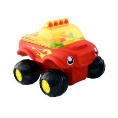 Monster Truck Rojo para el baño