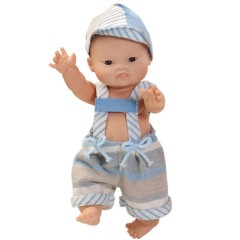 Muñeco Gordi asiático