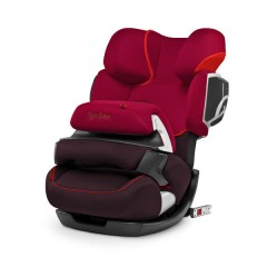 Silla de Auto Grupo I Ii Iii Pallas 2-fix Strawberry de Cybex