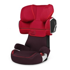 Silla de Auto Grupo Ii Iii Solution X2 Strawberry de Cybex