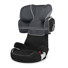 Silla de Auto Grupo Ii Iii Solution X2 Storm Cloud de Cybex
