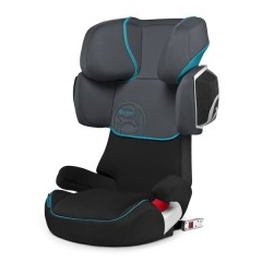 Silla de Auto Grupo Ii Iii Solution X2-fix Black River de Cybex