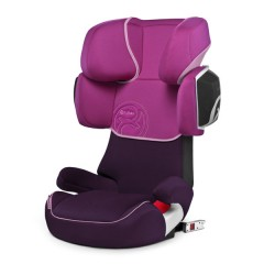 Silla de Auto Grupo Ii Iii Solution X2-fix Lollipop de Cybex